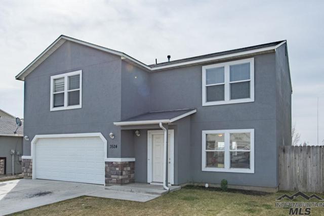 3524 Ridgepark St, Caldwell, ID 83687 (MLS #98723442) :: Bafundi Real Estate