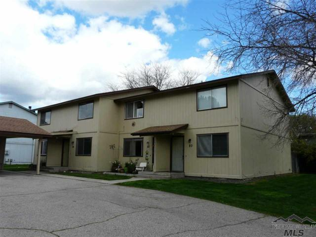 80 N Raymond Pl., Boise, ID 83704 (MLS #98723655) :: Full Sail Real Estate