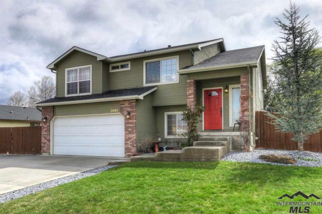 2446 N Capecod Way, Meridian, ID 83646 (MLS #98723680) :: Full Sail Real Estate