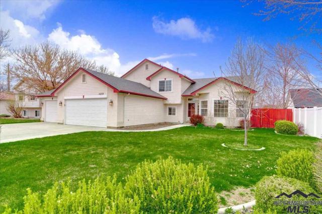 1639 N Kastle Falls Ave, Meridian, ID 83646 (MLS #98723816) :: Full Sail Real Estate