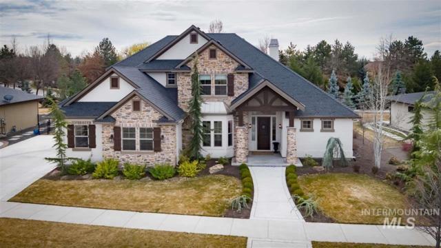 463 W Water Vista Drive, Eagle, ID 83616 (MLS #98724214) :: Jon Gosche Real Estate, LLC