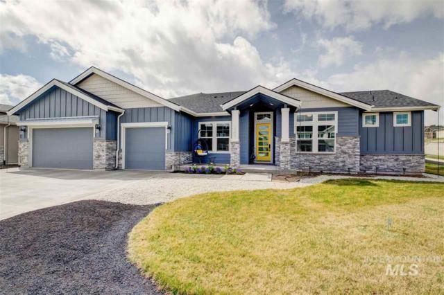 2209 E Mores Trail Drive, Meridian, ID 83642 (MLS #98724415) :: Jon Gosche Real Estate, LLC