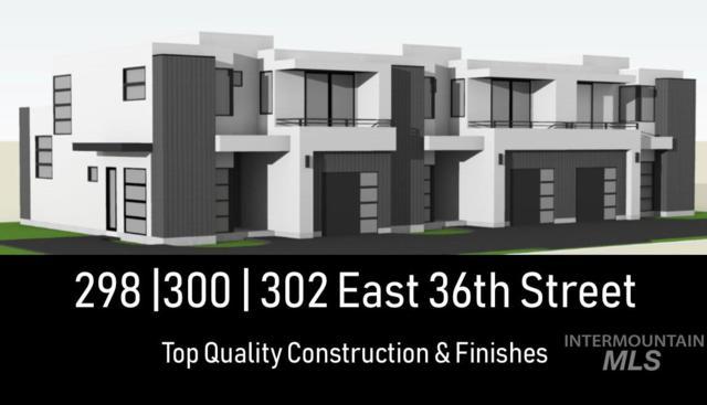 302 E 36 Th Street, Garden City, ID 83714 (MLS #98724452) :: Jon Gosche Real Estate, LLC