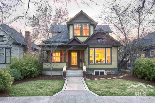 1505 7th Street, Boise, ID 83702 (MLS #98724533) :: Jon Gosche Real Estate, LLC