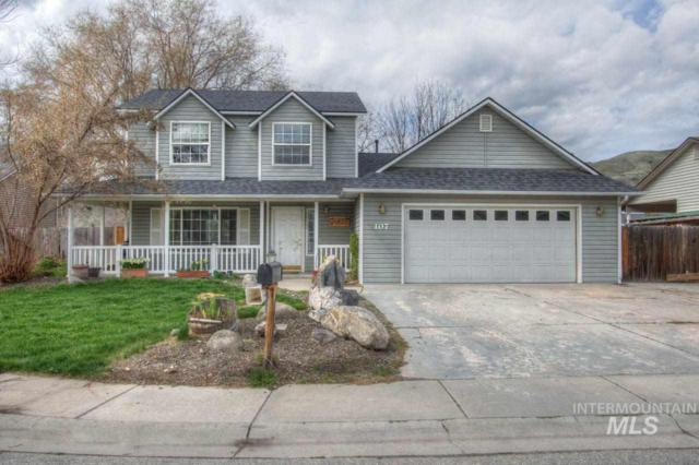 107 Valley View Dr., Horseshoe Bend, ID 83629 (MLS #98724554) :: New View Team