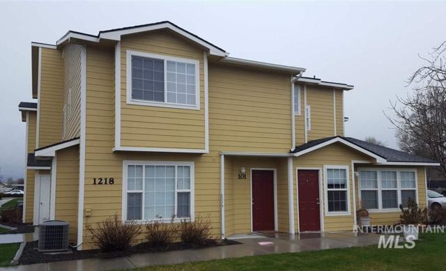 1218 N Wildwood Way, Boise, ID 83713 (MLS #98724663) :: New View Team