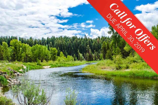 TBD W Mountain Road, Mccall, ID 83638 (MLS #98724830) :: Juniper Realty Group