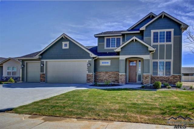 4676 N Girasolo Ave, Meridian, ID 83646 (MLS #98724922) :: Legacy Real Estate Co.