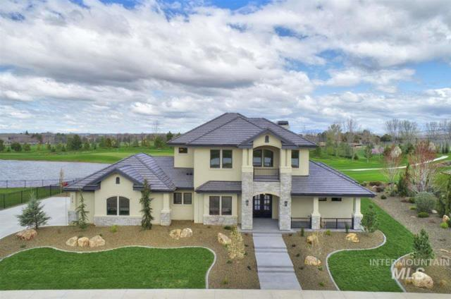 2218 W. Three Lakes Drive, Meridian, ID 83646 (MLS #98725131) :: New View Team