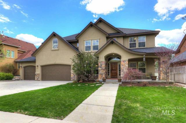 4581 W Long Meadow, Boise, ID 83714 (MLS #98725218) :: Jackie Rudolph Real Estate