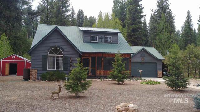 24 Buena Vista Rd, Idaho City, ID 83631 (MLS #98725276) :: Full Sail Real Estate