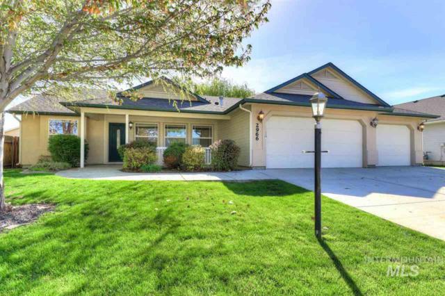 2966 N Timberfalls Pl, Meridian, ID 83646 (MLS #98725410) :: Jon Gosche Real Estate, LLC