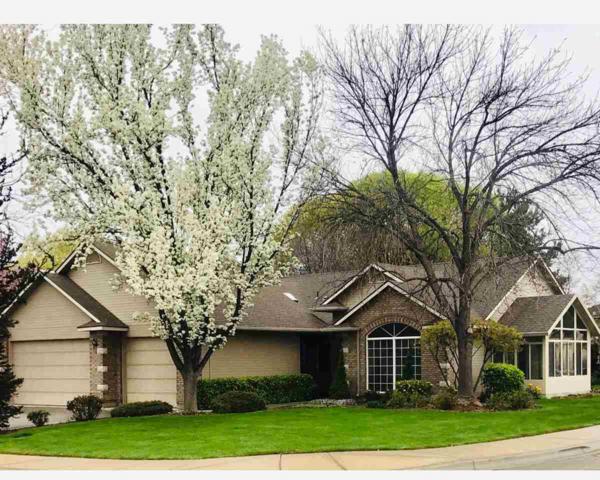 324 W Claire Court, Meridian, ID 83646 (MLS #98725572) :: Jon Gosche Real Estate, LLC