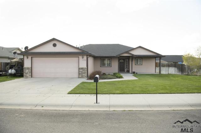 1753 NE Quarry, Mountain Home, ID 83647 (MLS #98725856) :: Team One Group Real Estate