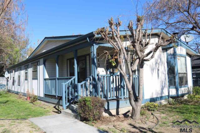213 Lincoln Avenue, Emmett, ID 83617 (MLS #98725950) :: Full Sail Real Estate