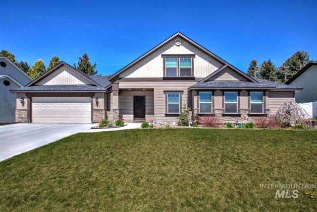 922 Bobcat Drive, Jerome, ID 83338 (MLS #98725958) :: New View Team
