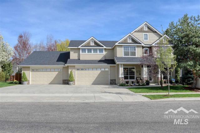 521 E Brookwood Drive, Eagle, ID 83616 (MLS #98726110) :: Givens Group Real Estate