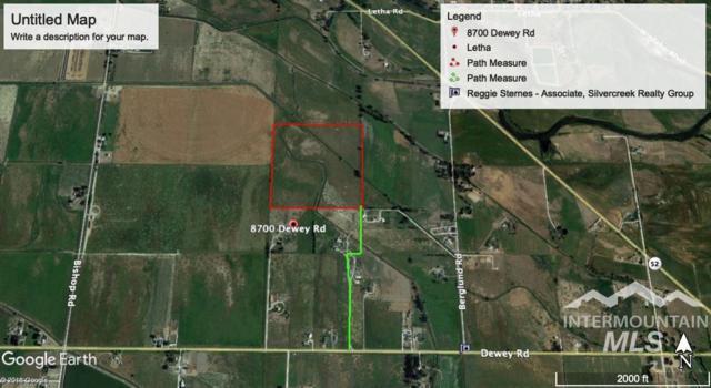 TBD Dewey Rd, Emmett, ID 83670 (MLS #98726158) :: Jon Gosche Real Estate, LLC