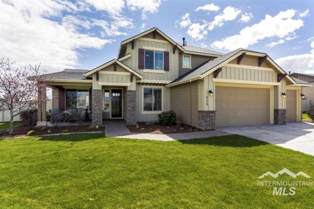 233 W Hidden Meadow Way, Middleton, ID 83644 (MLS #98726162) :: Epic Realty