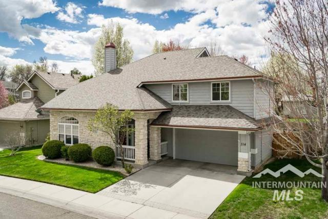 314 E Iowa Drive, Boise, ID 83706 (MLS #98726233) :: Givens Group Real Estate