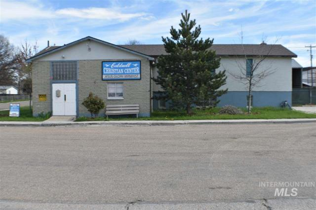 220 N 6th Ave, Caldwell, ID 83605 (MLS #98726268) :: Jon Gosche Real Estate, LLC