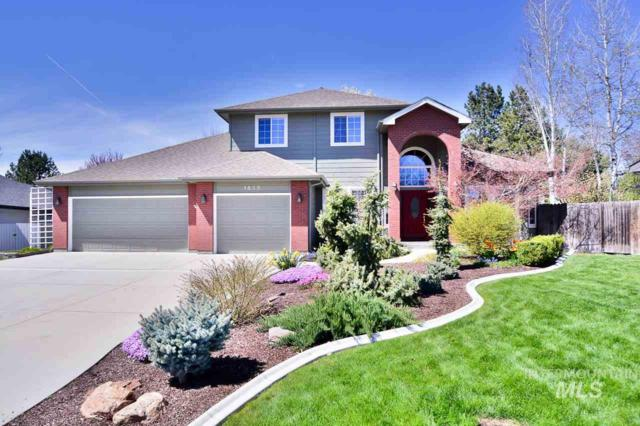 1635 N Dunsmuir Way, Eagle, ID 83616 (MLS #98726299) :: Boise River Realty