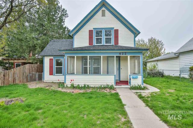 422 6th Avenue E, Twin Falls, ID 83301 (MLS #98726337) :: Legacy Real Estate Co.