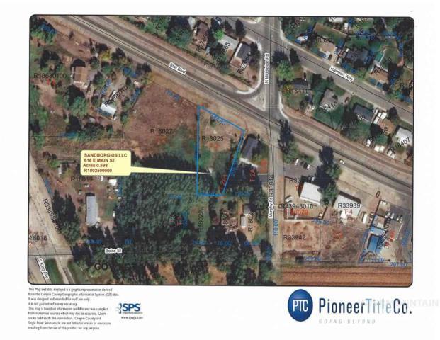 618 E Main, Middleton, ID 83644 (MLS #98726356) :: Jon Gosche Real Estate, LLC
