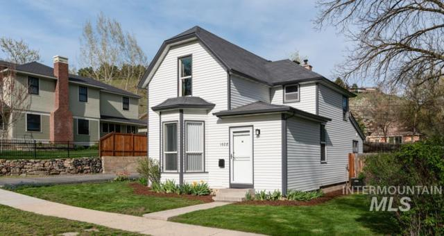 1608 N 6th St., Boise, ID 83702 (MLS #98726436) :: Jon Gosche Real Estate, LLC