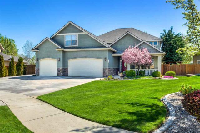 1152 N Caledonia, Eagle, ID 83616 (MLS #98727140) :: Boise River Realty