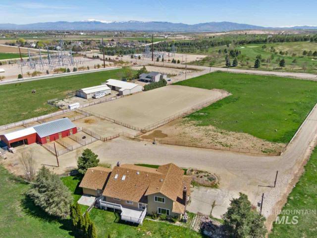 10781 S Cloverdale, Kuna, ID 83634 (MLS #98727188) :: Boise River Realty