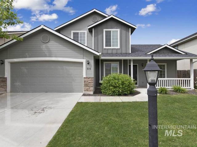715 N Kayden Way, Meridian, ID 83642 (MLS #98727677) :: New View Team