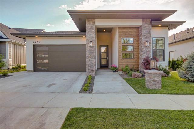2759 South Creek Pointe Lane, Eagle, ID 83616 (MLS #98728491) :: Boise River Realty