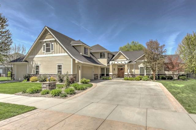 837 N Grey Pebble Way, Eagle, ID 83616 (MLS #98728640) :: Boise River Realty