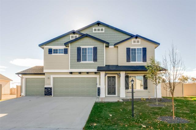 4124 S Leaning Tower Ave, Meridian, ID 83642 (MLS #98728651) :: Jon Gosche Real Estate, LLC