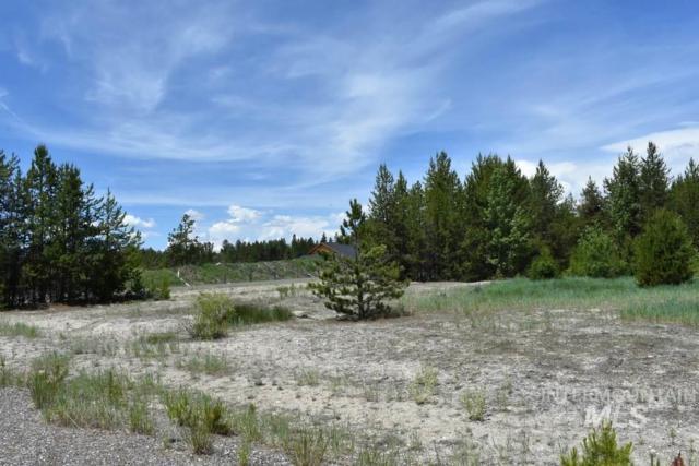 TBD Warner Pond Rd- Lot 8 Block 2 Whispering Pines #3, Cascade, ID 83611 (MLS #98729267) :: Bafundi Real Estate