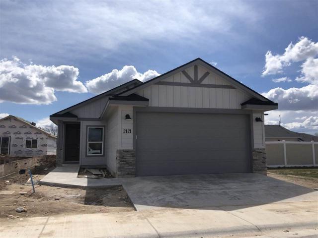 2123 W Bella Lane, Nampa, ID 83651 (MLS #98729408) :: Jon Gosche Real Estate, LLC
