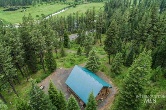 4552 N Highway 95, New Meadows, ID 83654 (MLS #98730063) :: Boise River Realty