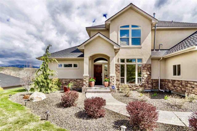 5499 N Quail Summit Pl, Boise, ID 83703 (MLS #98730727) :: Idahome and Land