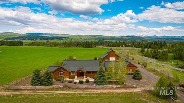 13006 Farm To Market Road, Donnelly, ID 83615 (MLS #98730939) :: New View Team