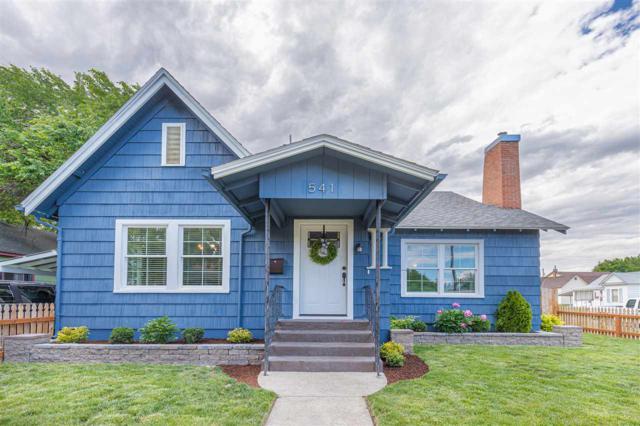 541 W 4th St, Weiser, ID 83672 (MLS #98731204) :: Full Sail Real Estate