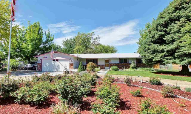 5291 S Morrow St., Boise, ID 83709 (MLS #98731662) :: Alves Family Realty