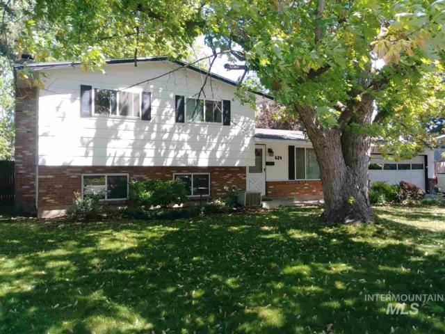 624 S Lawrence Ave, Boise, ID 83709 (MLS #98732303) :: New View Team