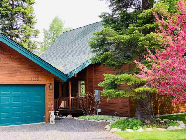 1035 Blue Eye Circle, Mccall, ID 83638 (MLS #98733096) :: Team One Group Real Estate