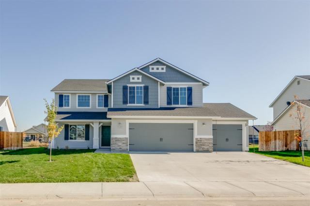 2519 N Tumbler Pl, Kuna, ID 83634 (MLS #98733691) :: Full Sail Real Estate