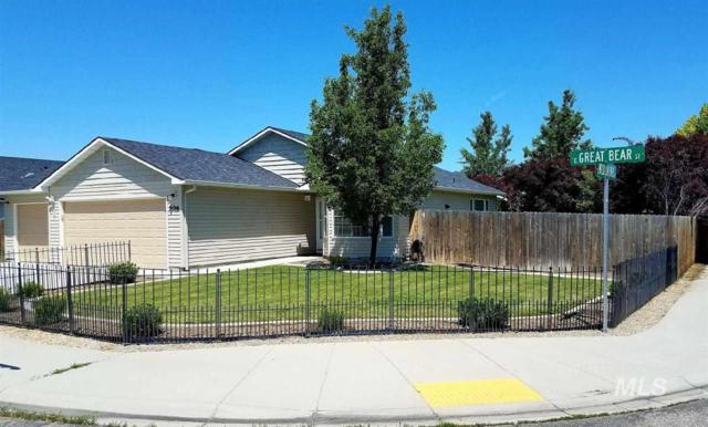 596 E Great Bear Dr, Kuna, ID 83634 (MLS #98733755) :: Jackie Rudolph Real Estate