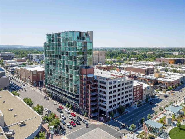 851 W Front #703 #703, Boise, ID 83702 (MLS #98733818) :: Silvercreek Realty Group