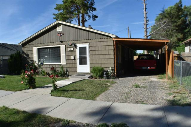 1507 Arthur St, Caldwell, ID 83605 (MLS #98734268) :: Alves Family Realty