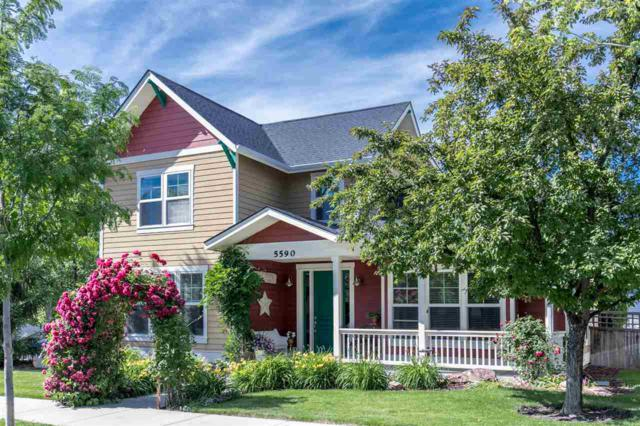 5590 W Hidden Springs, Boise, ID 83714 (MLS #98735501) :: Alves Family Realty