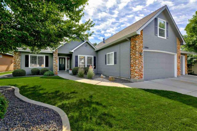 1594 N Prestwick Way, Eagle, ID 83616 (MLS #98735721) :: Alves Family Realty